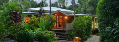 Port Douglas Holiday Home - hidden amongst the tropical rainforest setting.