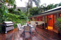 Enjoy a family BBQ in your private Port Douglas Holiday Home