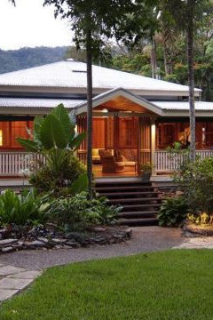 Port Douglas holiday home in Mowbray Valley