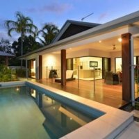 Port Douglas holiday homes Spacious Outdoor Living