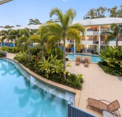Port Douglas Holiday Resort & Apartments | Swim Up Accommodation