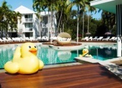 Port Douglas In Tropical North Queensland Australia Has Some O f The Best Accommodation For Families With Young Children & Babies
