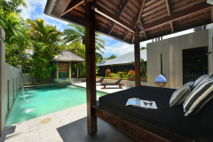 Relax by your private Swimming Pool - Port Douglas Luxury Holiday Home