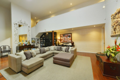 Open plan living area - Port Douglas Luxury Holiday Home