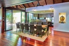 Port Douglas Luxury Holiday Home Dining