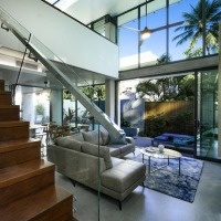 Port Douglas Apartments - Luxury Private Accommodation | Open plan living with outdoor private pool