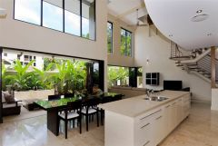 Enjoy Tropical Living with bifold doors to the Pool & BBQ area - Port Douglas Luxury Villa