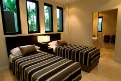 4th Twin Bedroom - Port Douglas Luxury Villa
