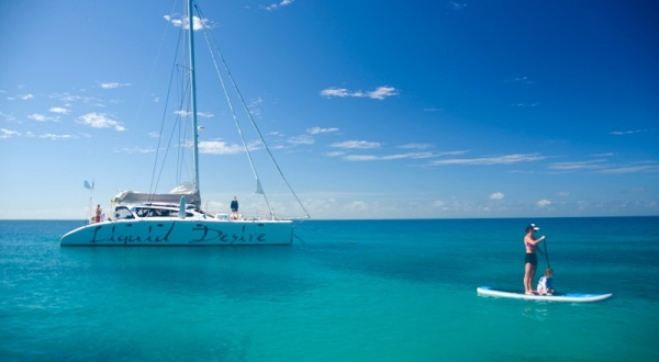 Port Douglas Private Charter Yacht | Experience the Great Barrier Reef with up to 12 Guests on 1 day Charters or 6 overnight
