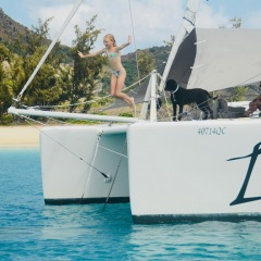 Great Barrier Reef Private Charter Yacht | Explore Great Barrier Reef Islands