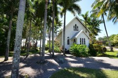 Port Douglas Wedding St Mary's Chapel