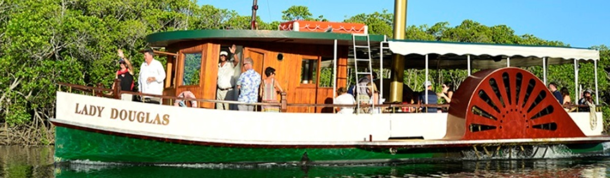 Port Douglas Wildlife Spotting River Cruise