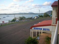 Position of Seaview Motel Cooktown