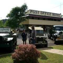 Post Office Hotel in Chillagoe - Cairns