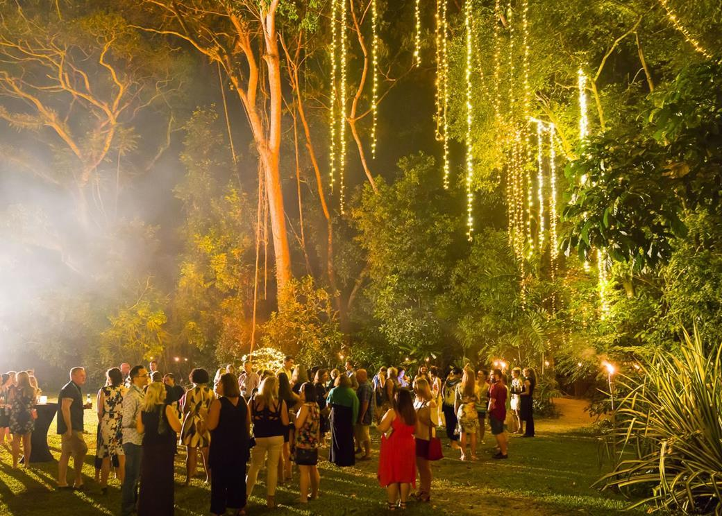 Cairns Attractions Port Douglas Dinner In The Rainforest