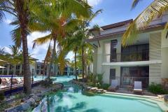 Private Apartments at Sea Temple Resort Resort Complex Port Douglas