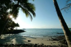 Private beach access from your Port Douglas holiday home