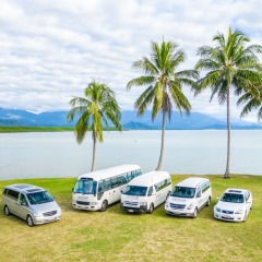 Private Cairns Transfers | Large Fleet of Vehicles