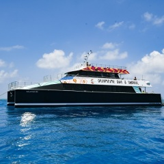 Private Charter Boat | Great Barrier Reef | Cairns