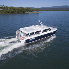 Private Charter Boat to Low Isles | Depart Port Douglas