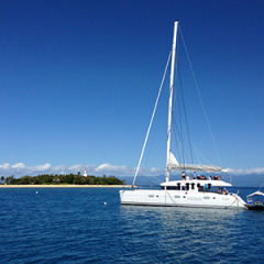Private charter cruises on Australia's Great Barrier Reef | Port Douglas