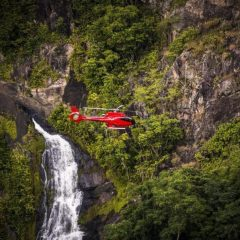 Cairns Helicopter Flights - Private charter helicopter flight from Cairns