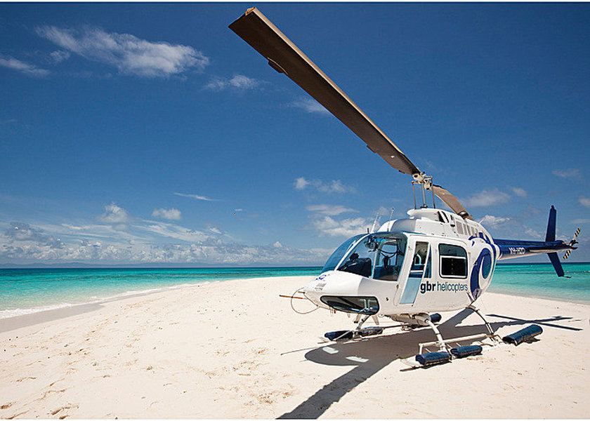 Cairns Australia Helicopter Tours