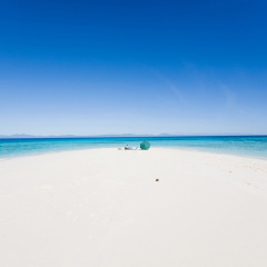 Private charter solitary sand cay experience | Scenic helicopter flights | Great Barrier Reef
