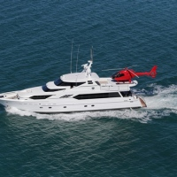Aerial View of Private Charter Boat in Port Douglas | Great Barrier Reef
