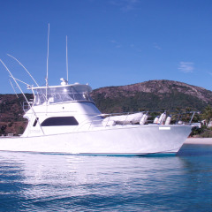 Private Day Charter Boat To The Great Barrier Reef