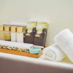 Private Luxury Yacht Great Barrier Reef, Queensland - Bathroom Amenities Twin Stateroom