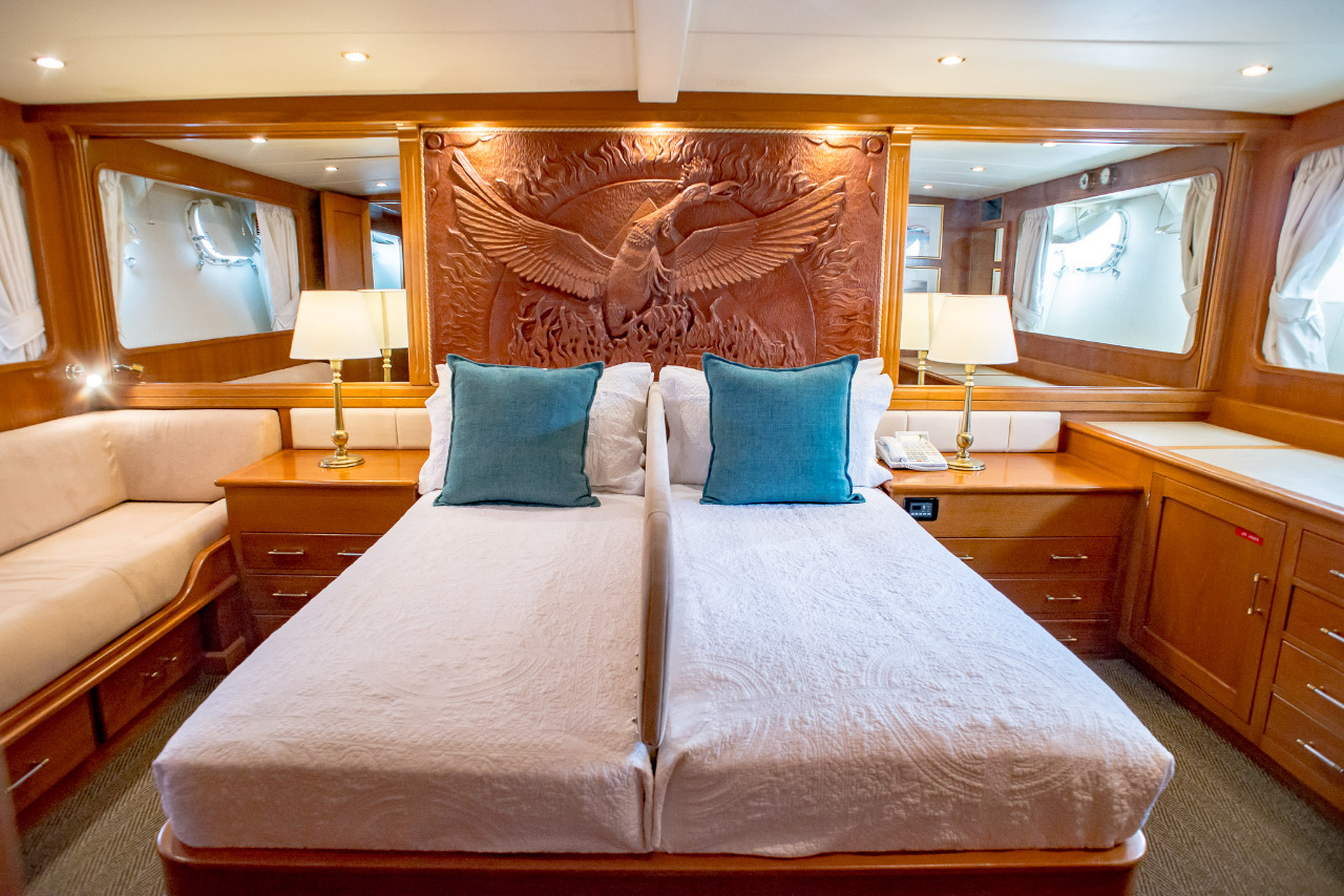 Cairns Charter Boat | Great Barrier Reef Luxury Charter Boat