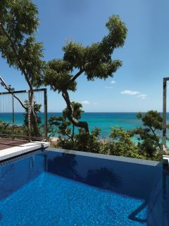 Oceanview Plunge Pool Villa- Lizard Island All Inclusive Resort