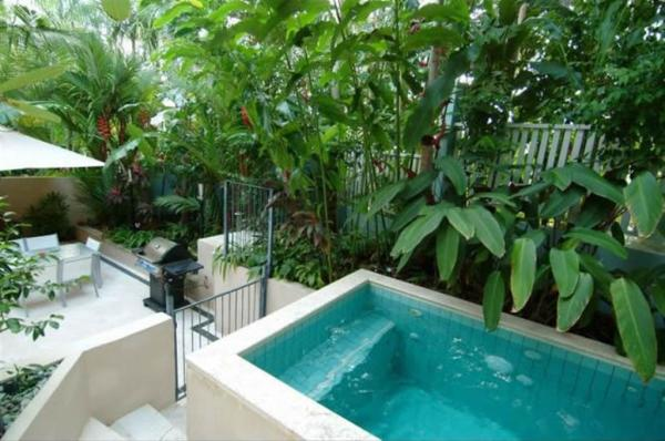 Private Plunge Pool | Port Douglas Holiday Apartments | Luxury Port Douglas Accommodation