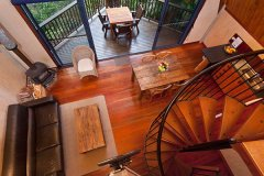 Private Rainforest Treehouse  - Cairns' Atherton Tablelands Accommodation