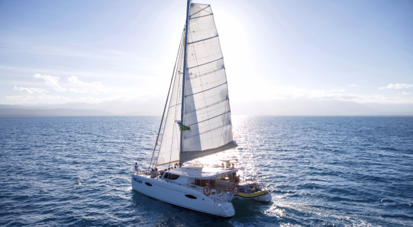 Private Sailing Charter Port Douglas | SV-INO