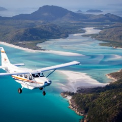 Private Scenic Flight Also Available | Great Barrier Reef & Other Locations