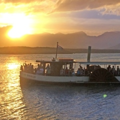 Private Charter Sunset River Cruise | Ideal Pre Dinner Activity From The Reef Marina In Port Douglas