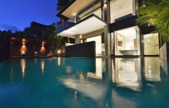 Private swimming pool - Port Douglas luxury accommodation