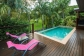 Private Swimming Pool -  Palm Cove Holiday House