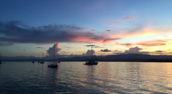 Private Tropical North Queensland Sunset Cruise | Sailing Off From Port Douglas
