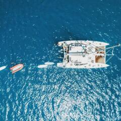 Private Yacht Charters Port Douglas - Aerial View