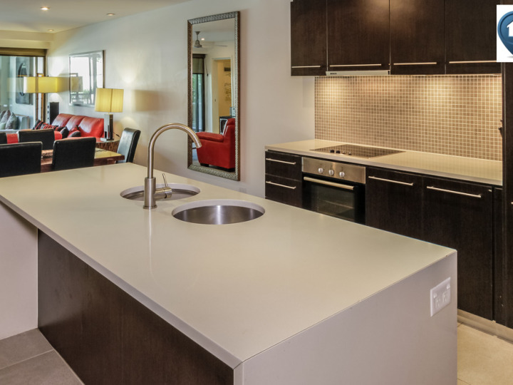 Pullman Sea Temple Resort Port Douglas - Private Apartment Kitchen