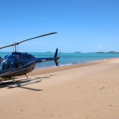 Punsand Bay | Cape York scenic flight from Horn Island