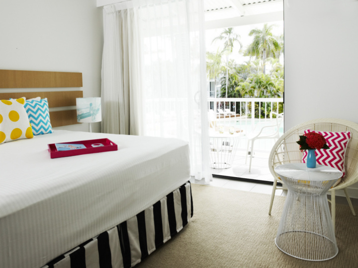 QT Port Douglas Resort Room