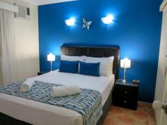Queen Bedroom - Marlin Waters Beachfront Apartments