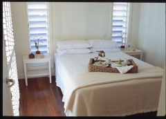 Queen Bedroom - Pines Beachfront Holiday House Port Douglas