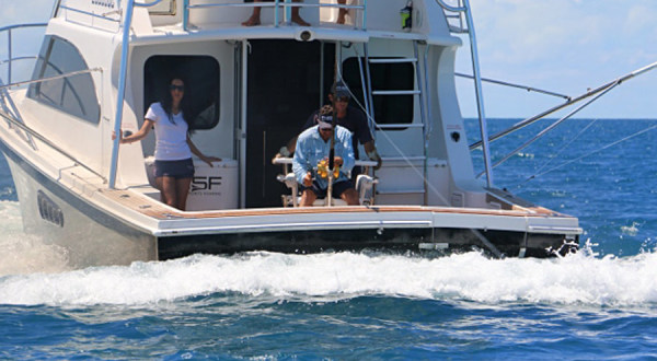 Queensland Private Charter Boat | Fishing & Snorkelling