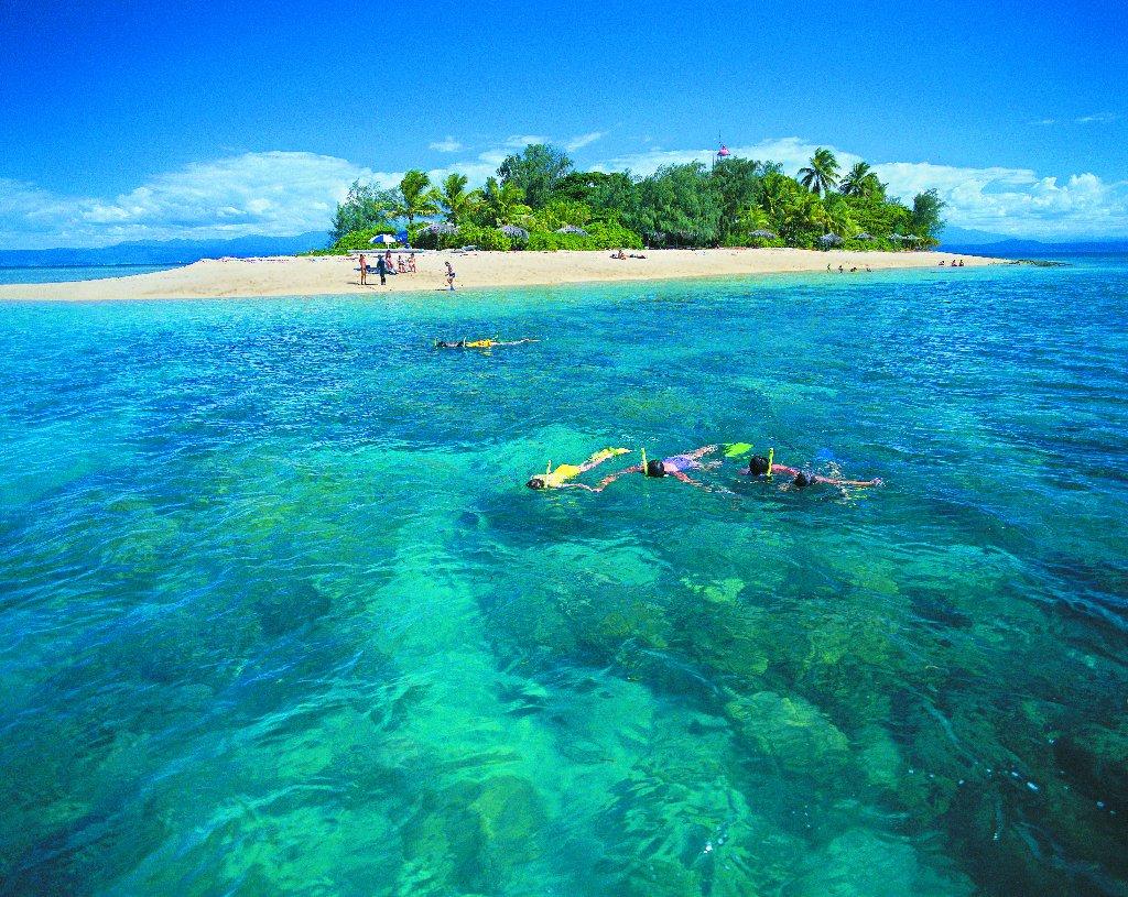 Port Douglas Great Barrier Reef Tours