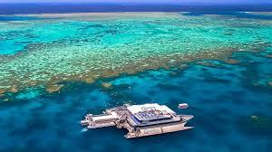 Quicksilver Great Barrier Reef Tour